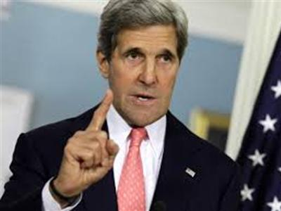 Kerry says US keen on resolution
