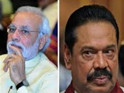 Implement 13th Amendment, Modi Urges Rajapaksa
