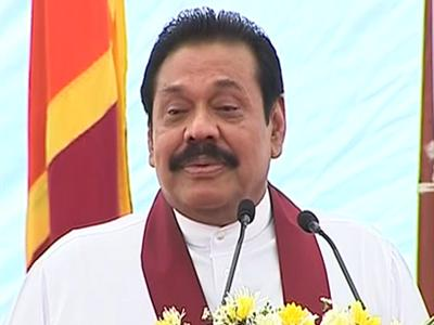 Mahinda first_CI