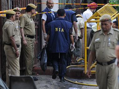 nia-investigators-india-afp